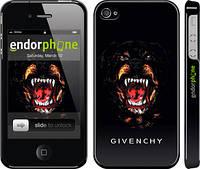 "Чехол на iPhone 4 Givenchy ""838c-15"""