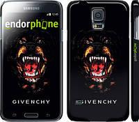 "Чехол на Samsung Galaxy S5 Duos SM G900FD Givenchy ""838c-62"""