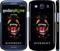 "Чехол на Samsung Galaxy S3 i9300 Givenchy ""838c-11"""