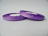 Стрічка репсова 0,6 см світло-фіолетова