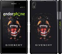 """Чехол на Sony Xperia Z1 C6902 Givenchy """"838c-38"""""""