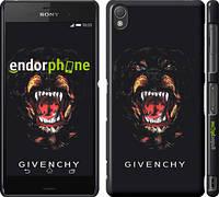"""Чехол на Sony Xperia Z3 D6603 Givenchy """"838c-58"""""""