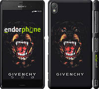 "Чехол на Sony Xperia Z3 dual D6633 Givenchy ""838c-59"""