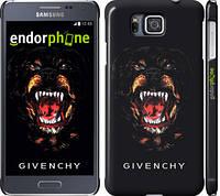 """Чехол на Samsung Galaxy Alpha G850F Givenchy """"838c-65"""""""