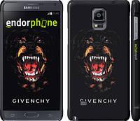 "Чехол на Samsung Galaxy Note 4 N910H Givenchy ""838c-64"""