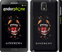 "Чехол на Samsung Galaxy Note 3 N9000 Givenchy ""838c-29"""