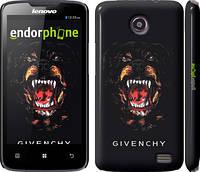 """Чехол на Lenovo A820 Givenchy """"838c-68"""""""