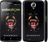 "Чехол на Lenovo S820 Givenchy ""838c-52"""