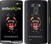 "Чехол на LG G3 D855 Givenchy ""838c-47"""