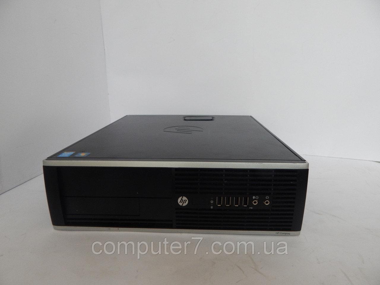 Системный блок компьютер б/у HP 6300 G2020 RAM 4 ГБ USB 3.0