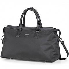 Классическая дорожная сумка - саквояж Dolly 248 (темно-синий, красный, темно-серый, черный)