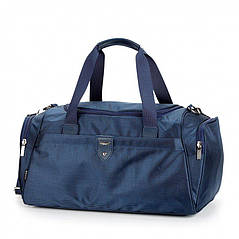 Спортивно дорожная сумка 787 Dolly (темно-синий, красный, темно-серый, черный)