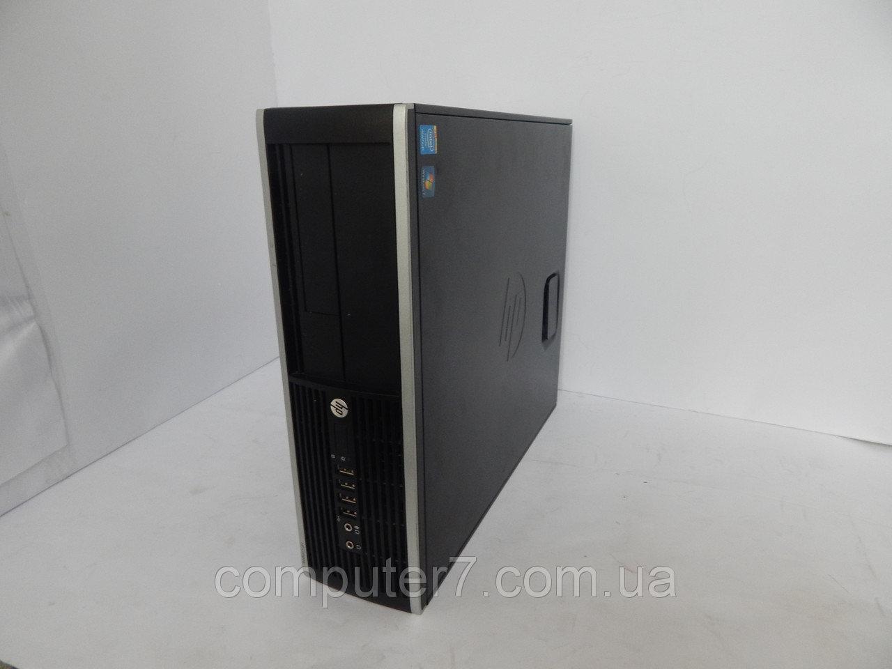 Системный блок HP 6300  i5-3570 ОЗУ 8 ГБ HDD 500 ГБ USB 3.0