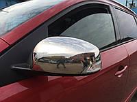 Renault Megane III Накладки на зеркала OmsaLine