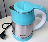 Чайник электрический  Wimpex WX 2840 2.0 л, фото 3