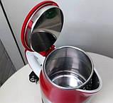 Чайник электрический  Wimpex WX 2840 2.0 л, фото 5