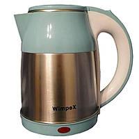 Чайник электрический  Wimpex WX 2840 2.0 л, фото 1