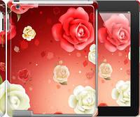 """Чехол на iPad 2/3/4 Дождь из роз """"1873c-25"""""""