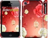 "Чехол на iPhone 3Gs Дождь из роз ""1873c-34"""