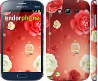 "Чехол на Samsung Galaxy Grand Duos I9082 Дождь из роз ""1873c-66"""