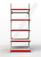 Стелаж Рістел на стяжках 2350*950 мм приставний металевий