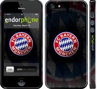 """Чехол на iPhone 5 Бавария Мюнхен """"1561c-18"""""""