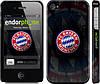 """Чехол на iPhone 4 Бавария Мюнхен """"1561c-15"""""""