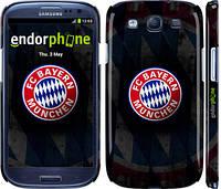 "Чехол на Samsung Galaxy S3 Duos I9300i Бавария Мюнхен ""1561c-50"""