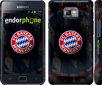 "Чехол на Samsung Galaxy S2 i9100 Бавария Мюнхен ""1561c-14"""