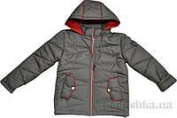 Куртка теплая для мальчика Сашка Деньчик 8091-1 122