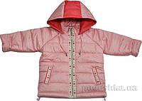 Куртка теплая для девочки Анютка Деньчик 8090 86 24 мес, 92, размер 92