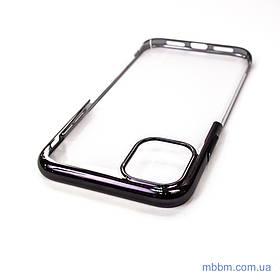 Чохол TPU Baseus Glitter iPhone 11 Black
