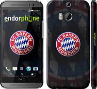 """Чехол на HTC One M8 dual sim Бавария Мюнхен """"1561c-55"""""""