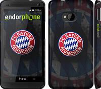 """Чехол на HTC One M7 Бавария Мюнхен """"1561c-36"""""""