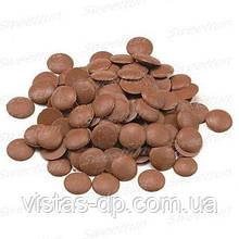 Натуральний молочний шоколад 35% 500 грам