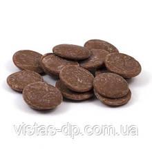Натуральний молочний шоколад 35% 250 грам
