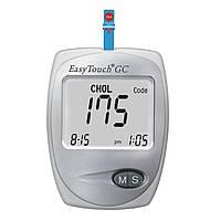 Набор EasyTouch GC и тест-полоски для измерения глюкозы и холестерина
