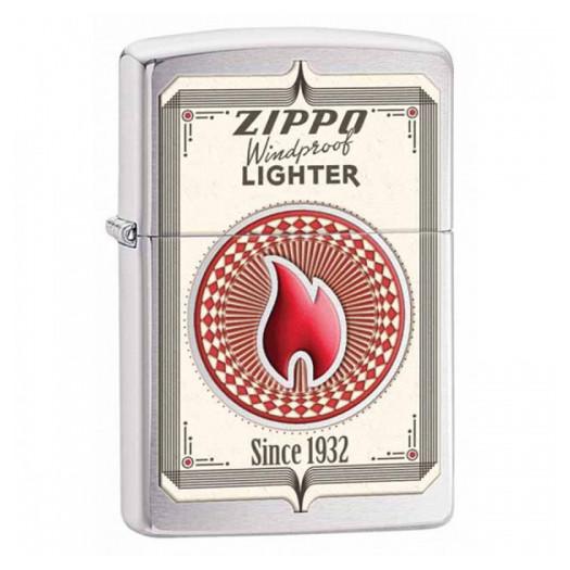 Зажигалка Zippo Trading Cards, 28831