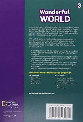 Wonderful World 2nd Edition 3 Student's Book, фото 2