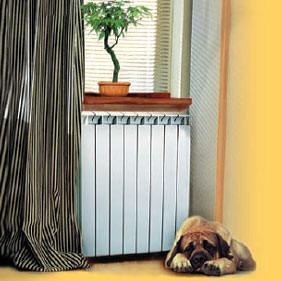 Секционные радиаторы