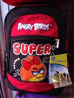 Рюкзак  Angry Birds с ортопедической спинкой код 543100