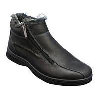 Ботинки  мужские кожаные 056, фото 1