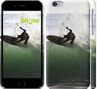 """Чехол на iPhone 6 Серфингист """"2321c-45"""""""