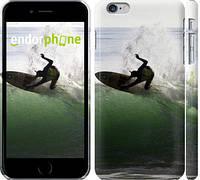 """Чехол на iPhone 6 Plus Серфингист """"2321c-48"""""""