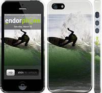 """Чехол на iPhone 5 Серфингист """"2321c-18"""""""