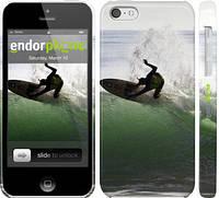 """Чехол на iPhone 5c Серфингист """"2321c-23"""""""