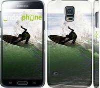 "Чехол на Samsung Galaxy S5 g900h Серфингист ""2321c-24"""