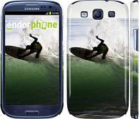 "Чехол на Samsung Galaxy S3 Duos I9300i Серфингист ""2321c-50"""