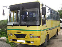 Лобовое стекло Isuzu MD 22 левое, правое