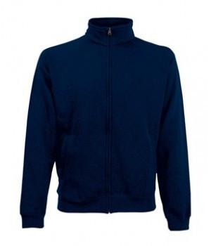 Мужская куртка-толстовка на молнии 230-АЗ